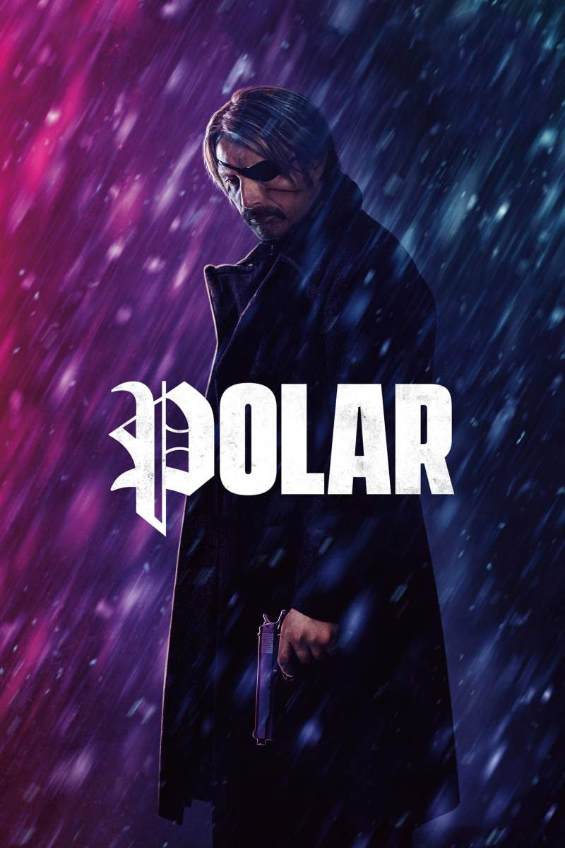Polar: Strange mix of thriller and comedy.