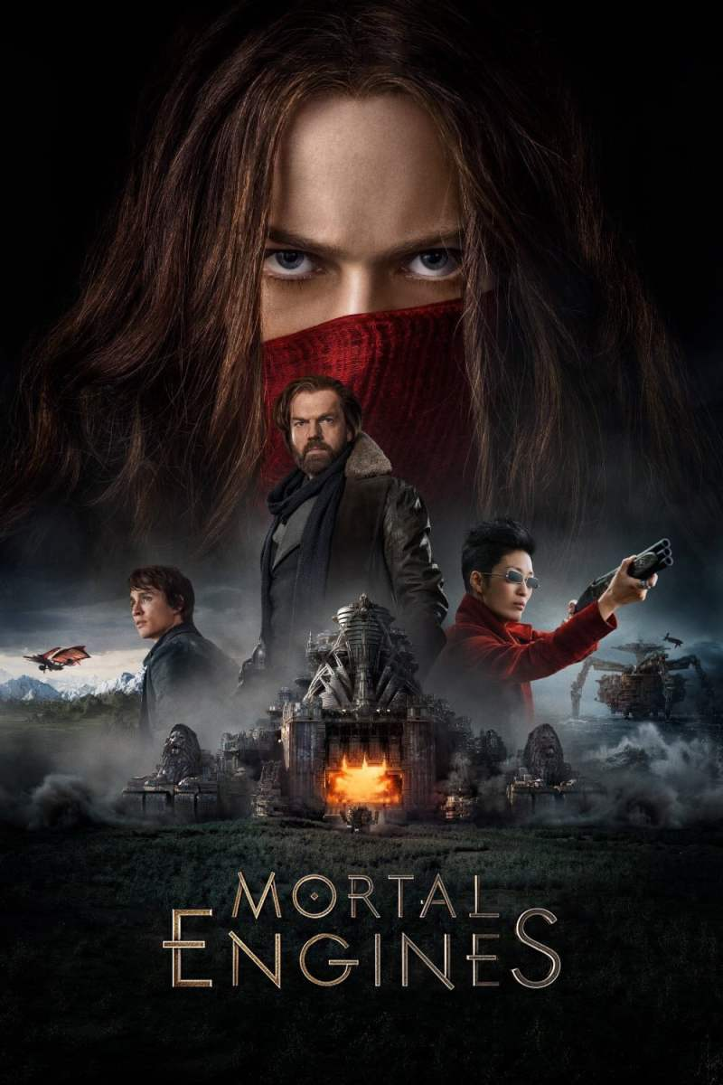 Mortal Engines: I quite liked it actually.